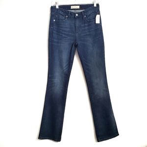 NWT GAP PERFECT BOOT JEANS